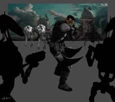 ARC Clone Trooper by Galeart