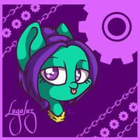 -=- Chibi Aleatory Ponies #1: Pastelito -=- by SpaceBananaZ