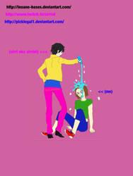 ALS ice water Challenge (w/ sirriot) by picklegal1