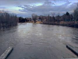 Spring Overflow by Schvenn