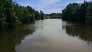 Chesterville Dam by Schvenn