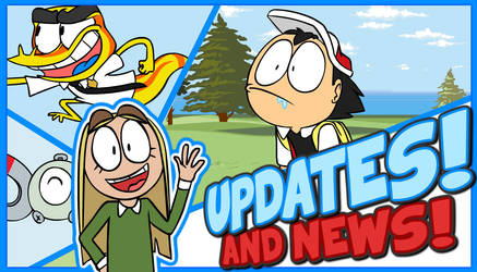 (ANIMATION) Updates and News by naysu
