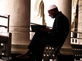 quran reciting by nawrasajaj