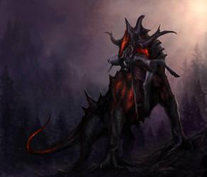 Unicorn Hunter by yty2000