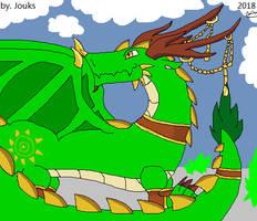 Nilzgsz Dragon by JouksTheDragon