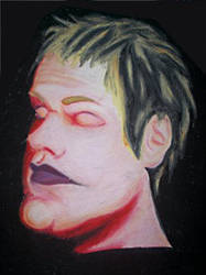 scary man. by DoomonyourDoomedhead