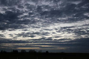 Night Sky 2 by AiSac
