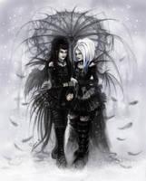 'The winter sanctuary' by QuantumSuz