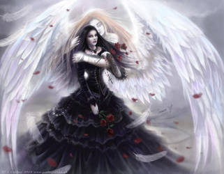 'Heaven's Ice' by QuantumSuz