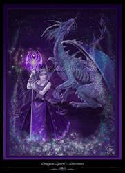 Dragon Spirit: Sorceress by QuantumSuz