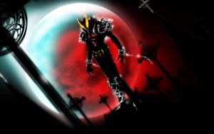 Kamen Rider Kiva by daxtee