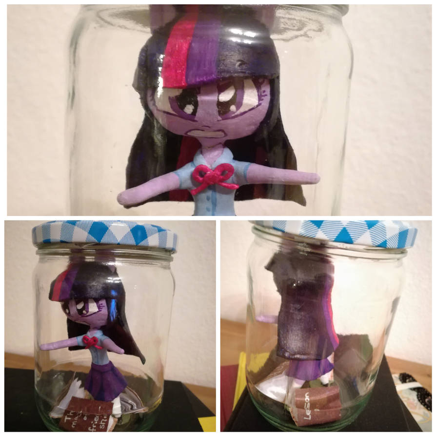 My little pony - Trapped Twilight by MimicProductions
