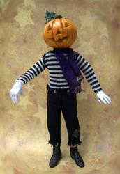 pumpkinhead by prettymonsters