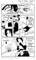 Love is Cruel - part 1 by TsukiaStar