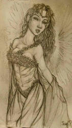 Woodland Fairy by SilentWillows