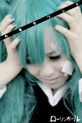 Miku: Rolling Girl by gomimushi