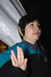 Lt Sotek of the USS O'Bready by dexter-chan