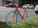 Aesthetically Pleasing Fixie by markv12