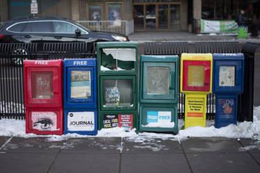 Newsstand by markv12