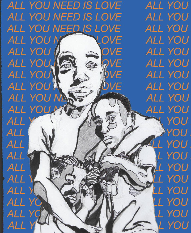 All you need is love by mattludlam99