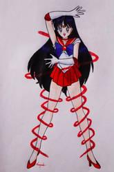 Sailor Mars by NayaGm