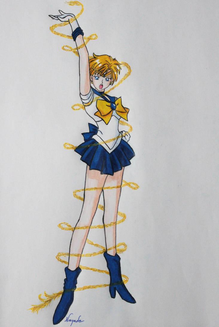 Sailor Uranus by NayaGm