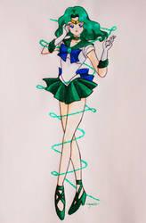 Sailor Neptune by NayaGm