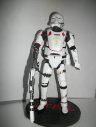 die cast flame trooper elite W.I.P. by efc2004