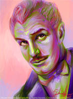 Vincent Price for Henry88 by ChibiSofa