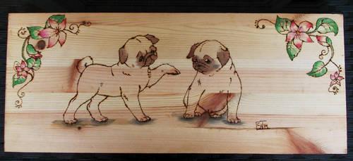 Pugs' Play by Veritasket