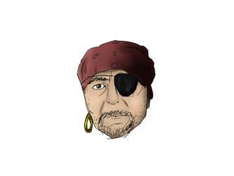 La del pirata cojo by nacone