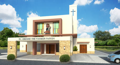 Proposed Church by Gline01