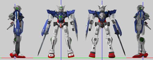Gundam Exia001 by Gline01
