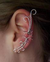 WeAvE EaR ViNe by LiquidSilver1