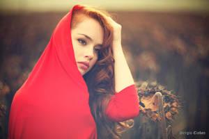 Red Freckled Autumn by Sssssergiu