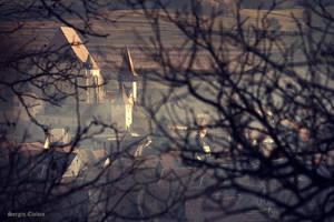 Biertan, Transilvania by Sssssergiu