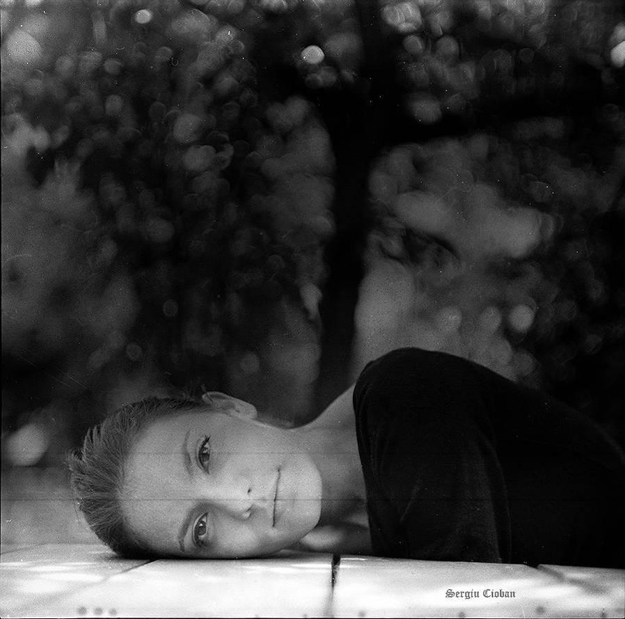 Oana Fagaras by Sssssergiu