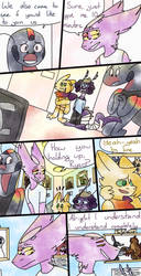 Caster: Falling out (part 3) by sojustme