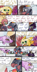 Caster: Falling Out (page 7) by sojustme