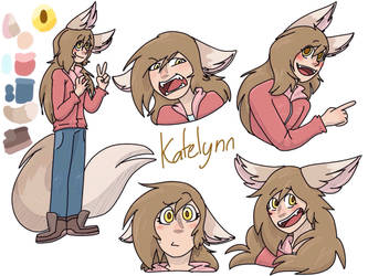 Katelynn Reference by sojustme
