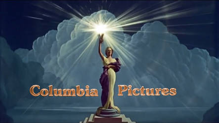1936 Columbia Pictures logo, 80s style (clouds 1) by MalekMasoud
