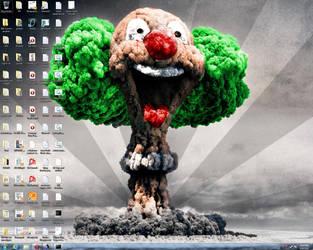 Clownie by streeaker