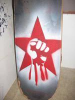 revolutionary on deck by paintisthenewdope