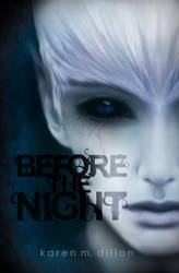 Before the Night: Book Cover by Karen-Dillon