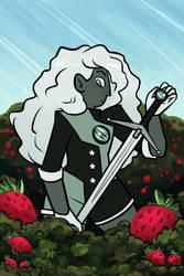 strawberry battlefield by effsie