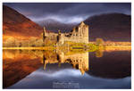 Kilchurn Castle 3 by SebastianKraus