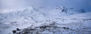 Winter view in Torridon by SebastianKraus
