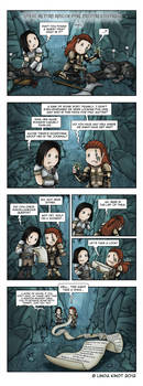 Skyrim: Quest Overload by Isriana