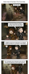 Skyrim: Can't Resist Shiny by Isriana
