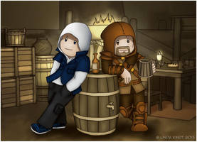 Everything Is Cooler With Hoods by Isriana